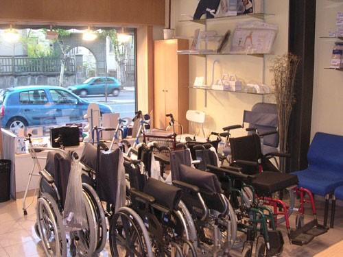 Ortopedia sillas de ruedas