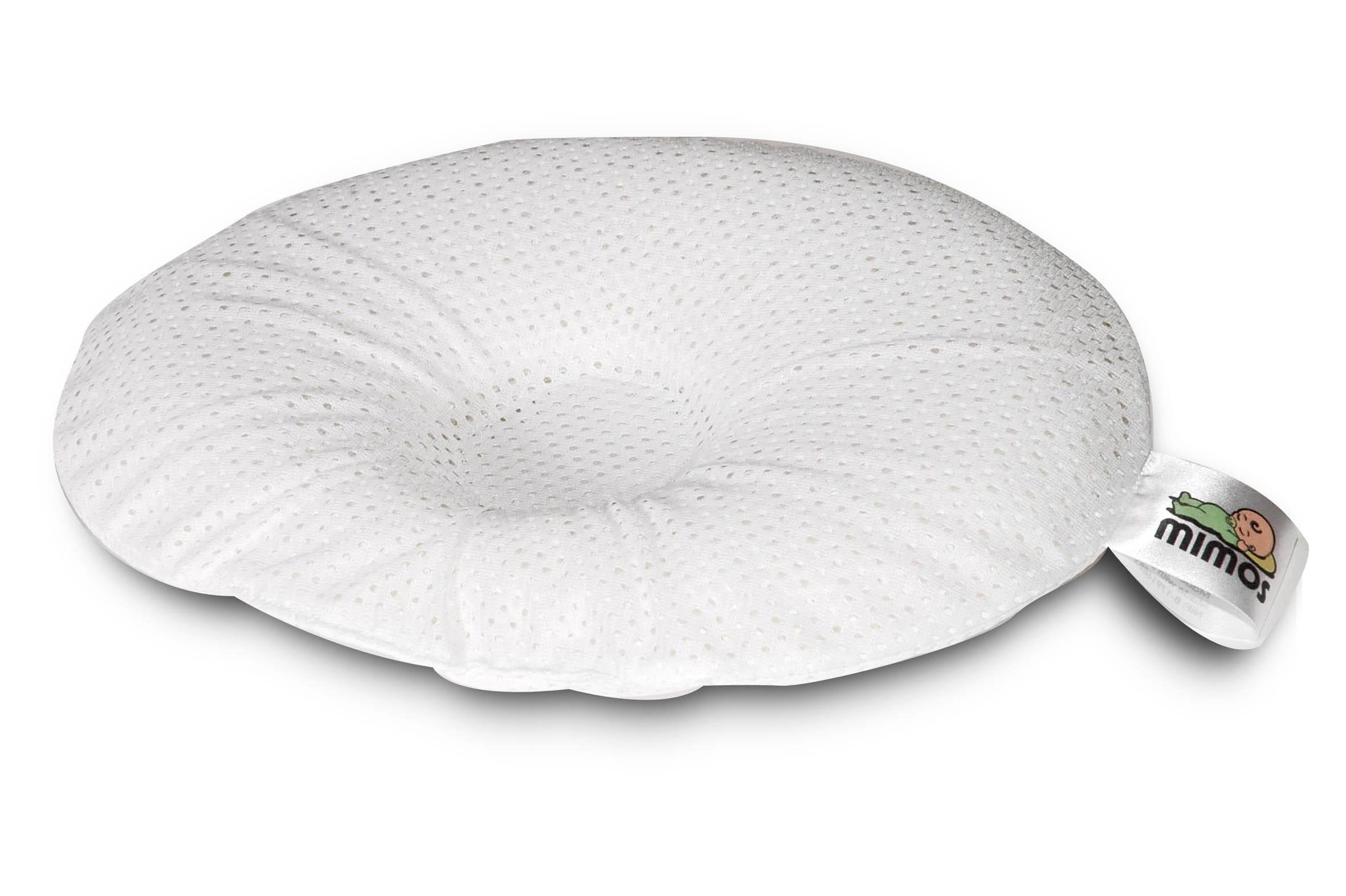 - Seguridad de flujo de aire 1-10 plagiocefalia Mimos Bebé Almohada S fue XL para la cabeza plana