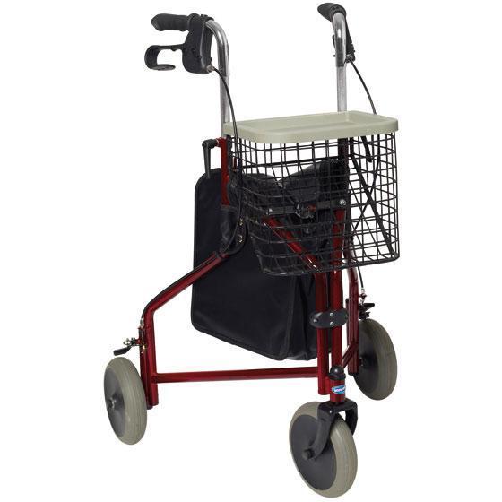 Andadores de 3 ruedas