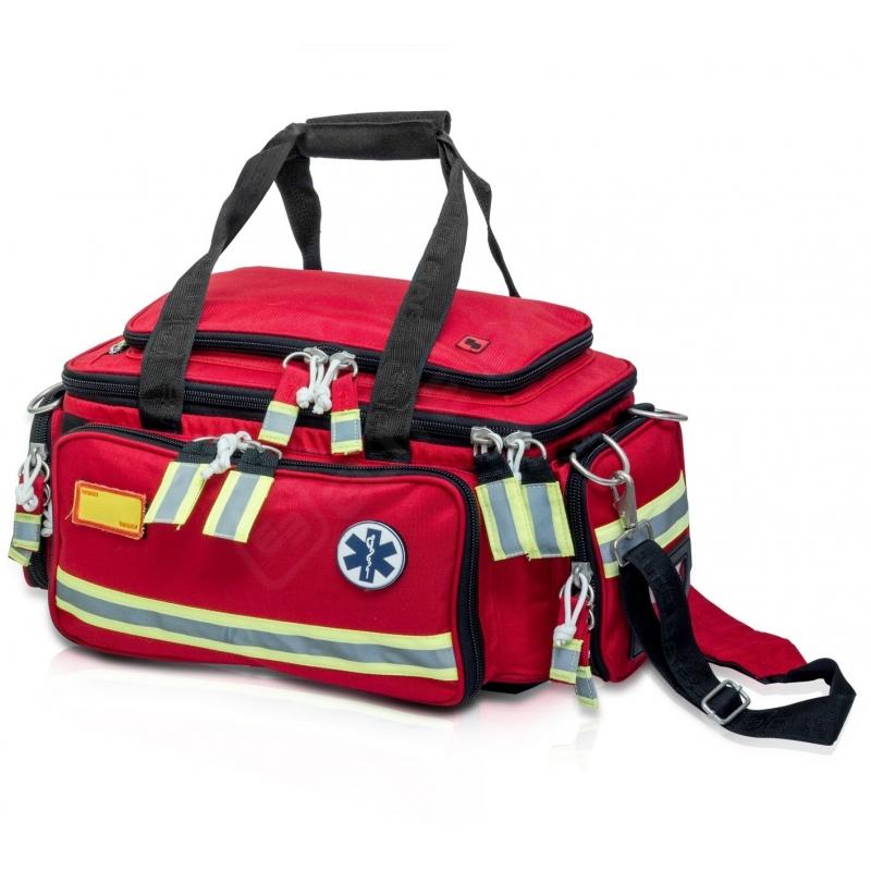 Maletines y bolsas de emergencia