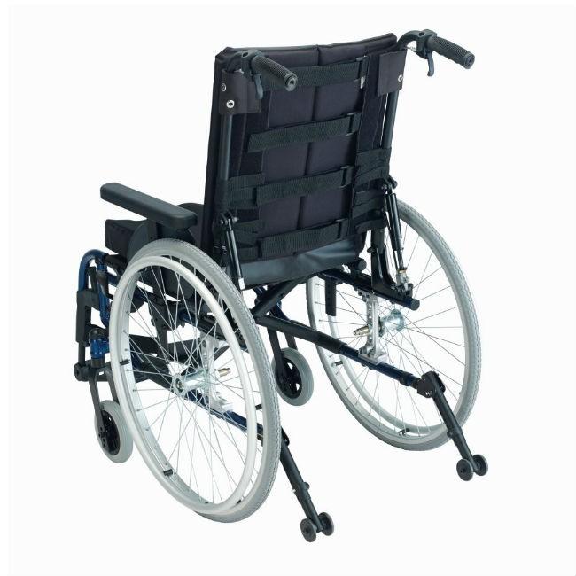 9780b6916f606 Breezy Style X Ultra - Silla de ruedas de aluminio autopropulsable ...