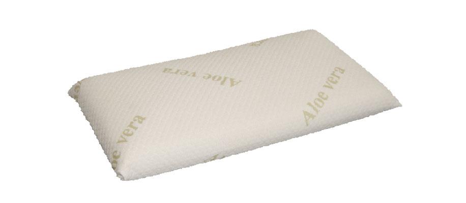 Almohada viscoelástica Premium   70 cm con doble funda   Dulces Sueños