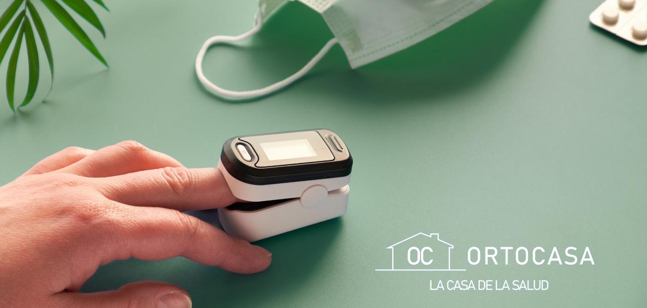 ¿Por qué es imprescindible tener un pulsioxímetro en casa?