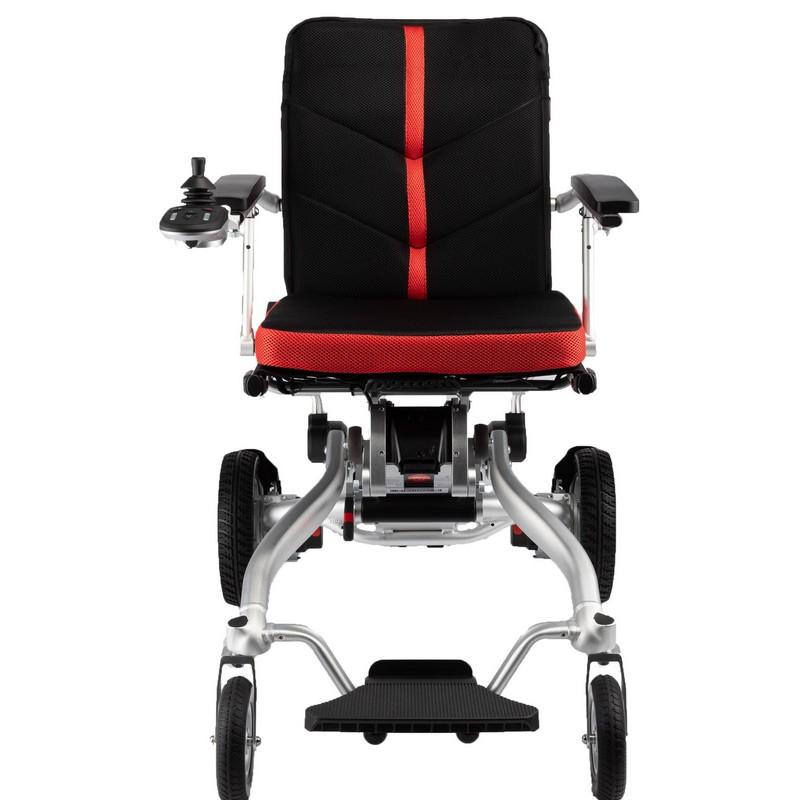silla de ruedas eléctrica ligera voyager