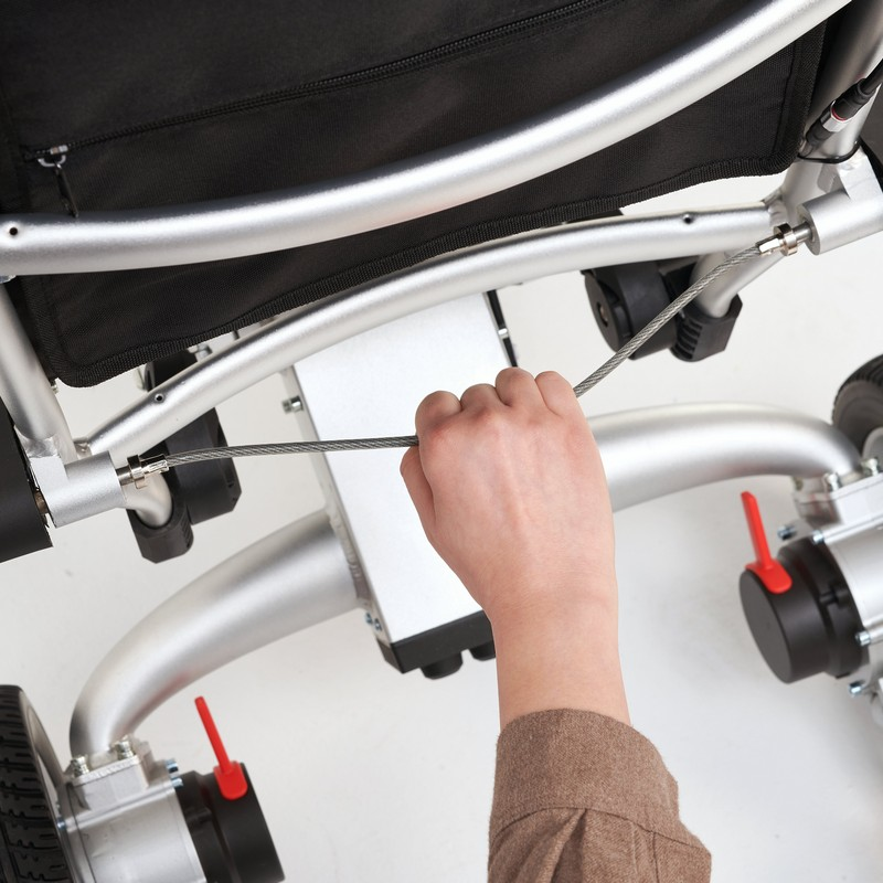 cable silla de ruedas