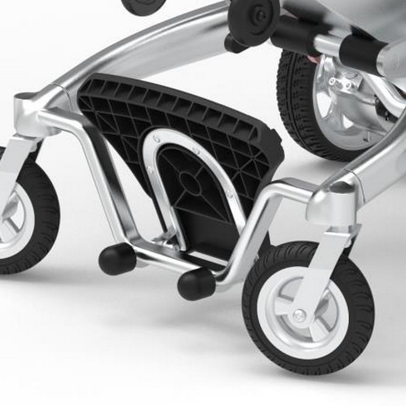 reposapiés silla de ruedas
