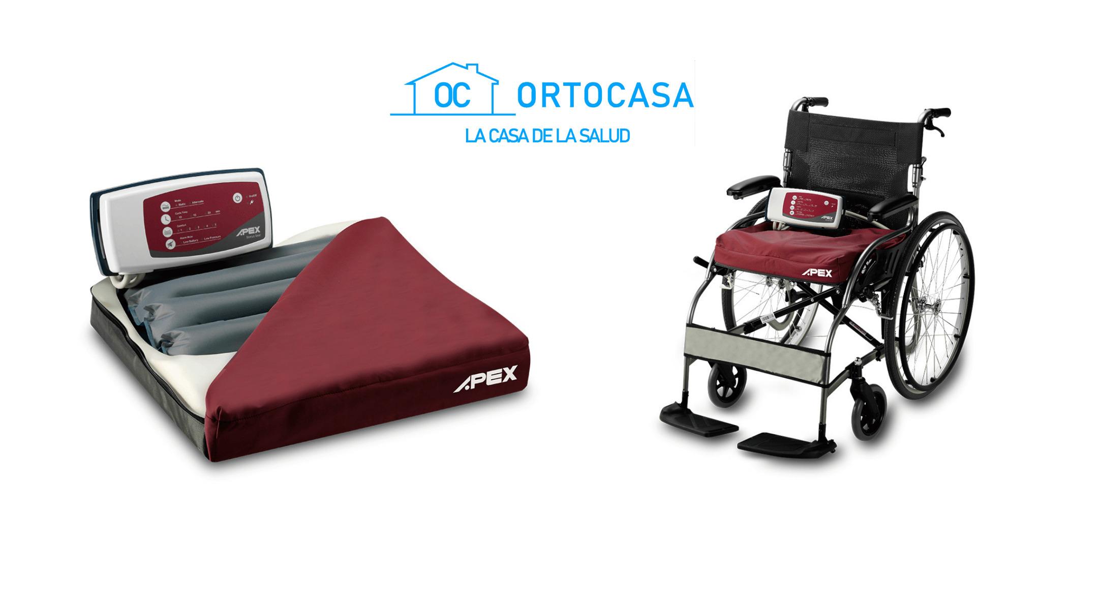 COJIN ANTIESCARAS - ORTOCASA