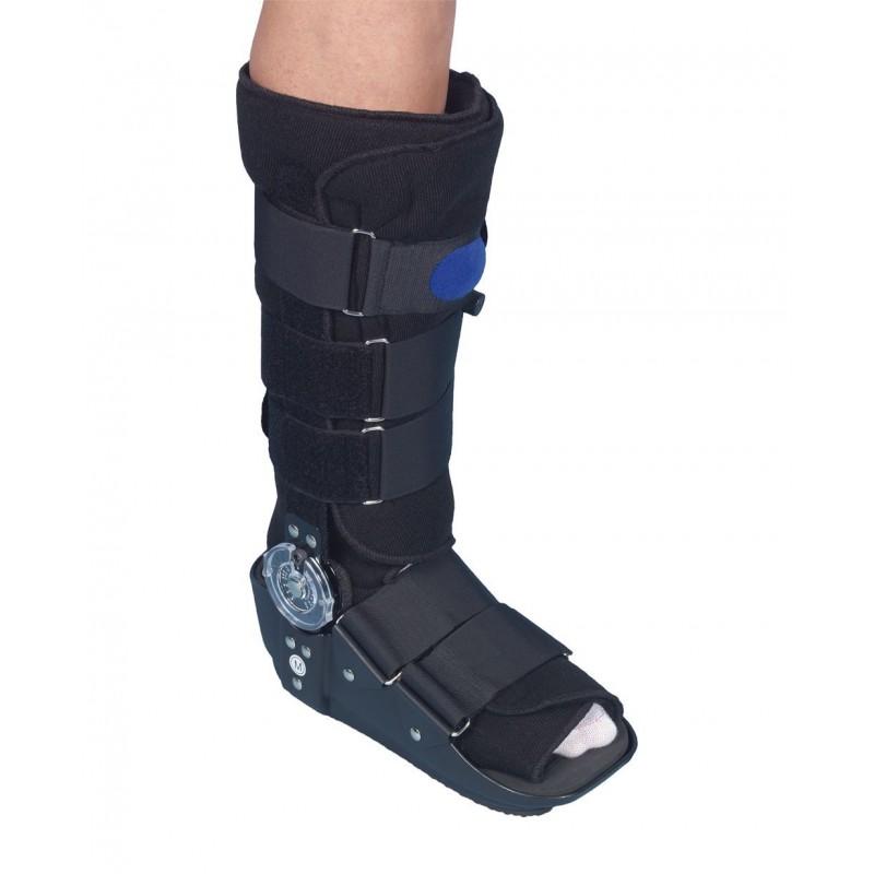 Bota AIR Walker ROM articulada larga - Ortocasa Ortopedia
